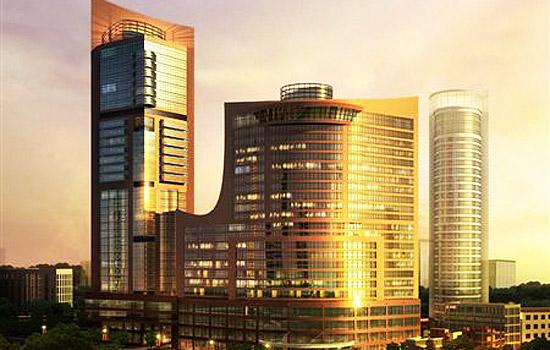 上海市长宁区延安西路某五星级酒店25亿转让[项目编号:ZC41]