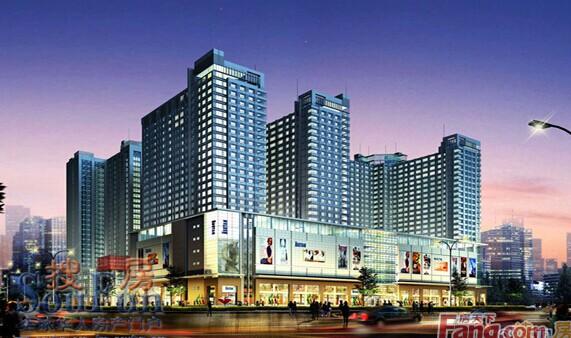 沈阳市核心商圈物业58000平米10.8亿整体出售[ 资产编号:ZC53]