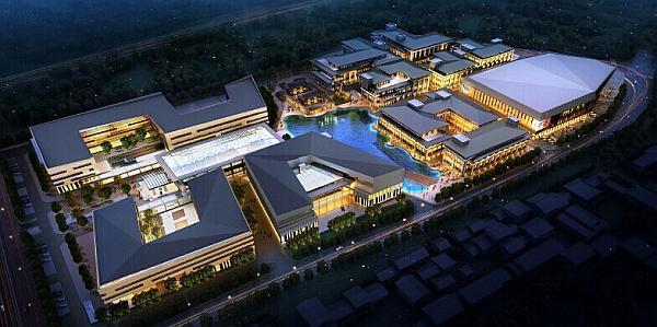 西安市曲江地区核心景区内25.6万平米商业项目整体出售转让[项目编号:XM241]