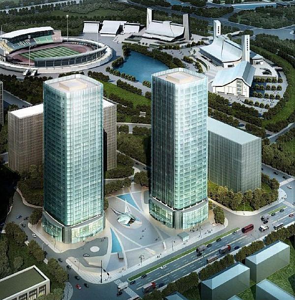 北京市奥体板块5A级写字楼总建面积12.2万平米整售[ 资产编号:ZC56]