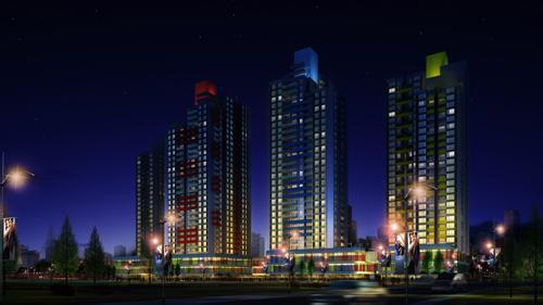 安徽省合肥市某国际商住项目融资2.5亿[项目编号:XM260]