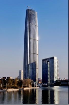 天津市中心和平区南京路某综合体大楼18亿元转让[ 资产编号:ZC59]