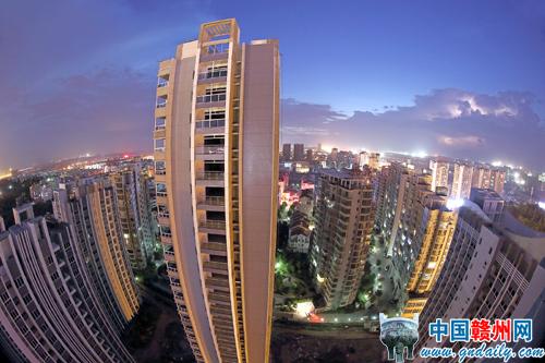 赣州市赣县刚需项目住宅20万平米、商业6.5万平整体转让[项目编号:XM309]