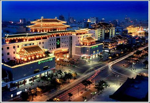 西安市刚需型住宅项目(旧改)总建面积约80万平米寻控股合作开[项目编号:XM319]