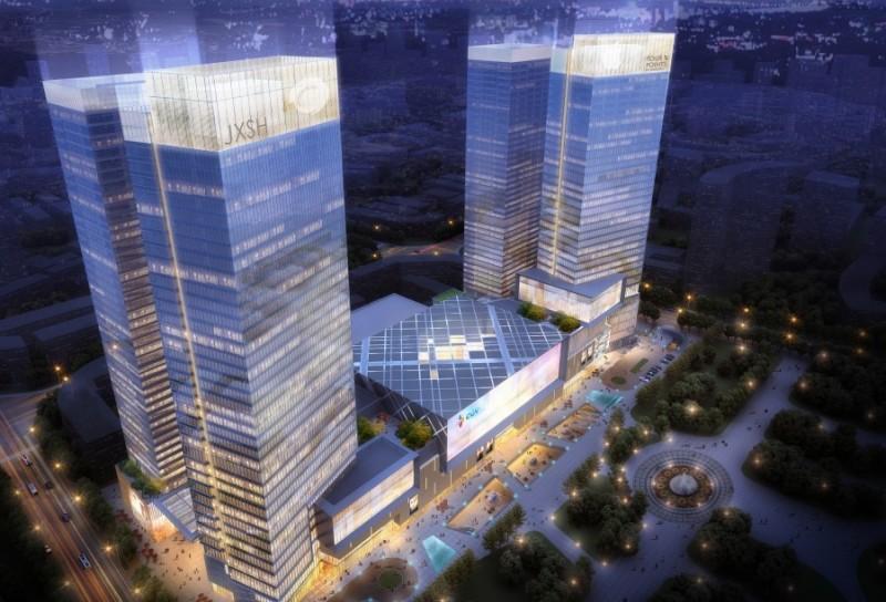 江西省萍乡市地标性建筑项目寻求合作或融资5亿[项目编号:XM325]