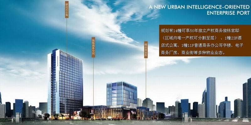 杭州钱江经济开发区56亩城市综合体项目整体转让[ 资产编号:ZC79]