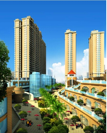 衡阳市中心地段50万方城市综合体项目寻求合作[项目编号:XM350]