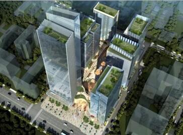 西安市高新区CBD核心中央区项目融资4.5亿[项目编号:XM351]