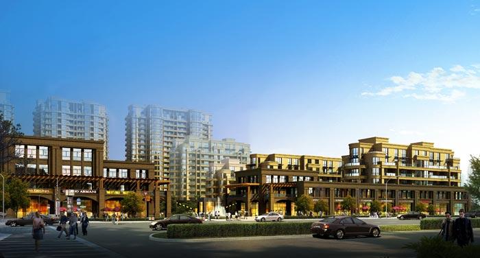 江苏盐城市下属东台市行政中心区150亩别墅地块转让