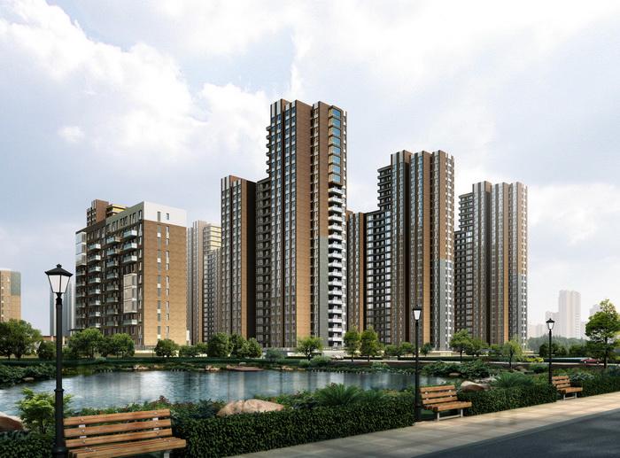 成都市双流县西航港机场路146亩刚需住宅项目融资2.8亿[项目编号:XM371]