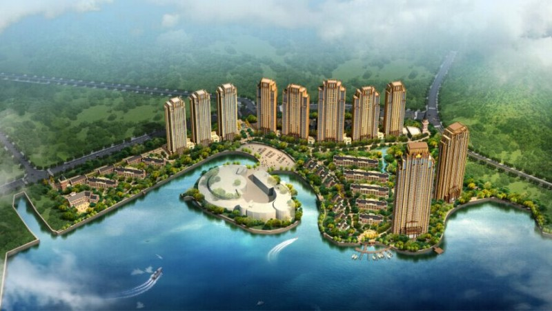 大连市海边135亩高端住宅地块转让或融资[项目编号:XM417]