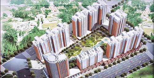 西安市某商住项目融资15亿[项目编号:XM457]