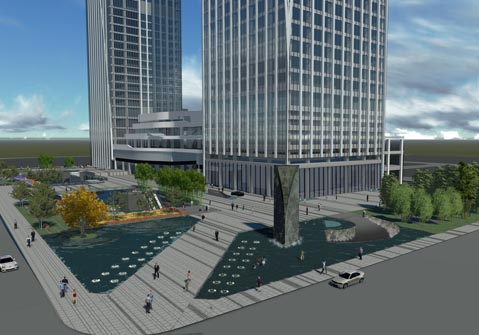 昆明市行政副中心某商务中心在建楼融资1.5亿[项目编号:XM459]