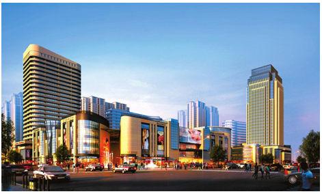 济南市某城市综合体出售转让部分产权或股权[项目编号:XM507]