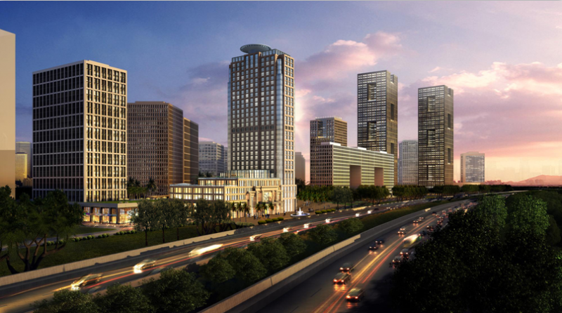 厦门市某在建五星级酒店2亿转让[项目编号:XM629]