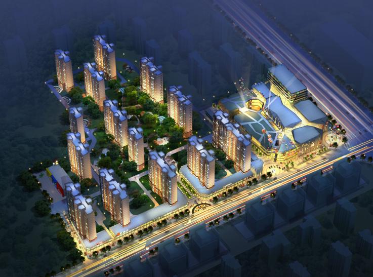 河北廊坊商住项目抵押融资2亿[项目编号:XM1033]