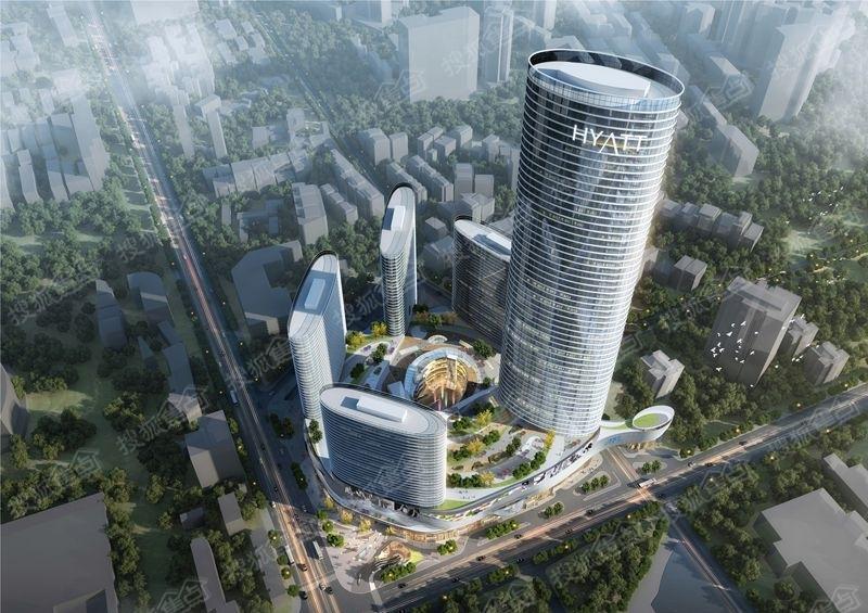 """徐州""""世界贸易中心""""地标建筑寻地产企业合作开发[项目编号:XM1110]"""