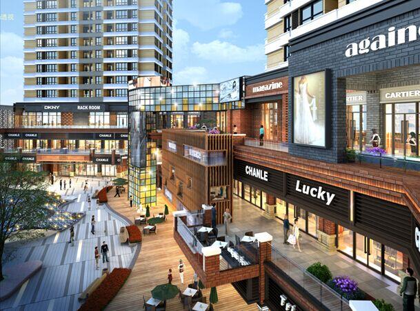 重庆市九龙坡区某商住项目融资1亿
