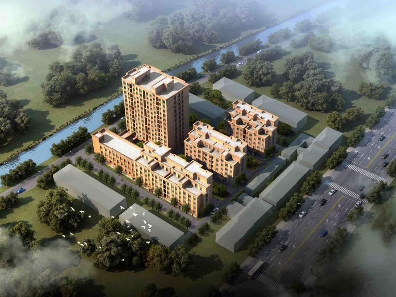 天津蓟县328亩二级住宅用地出售[项目编号:XM1118]
