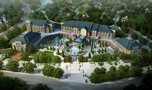 北京市某国际大酒店项目物业升级改造融资2亿[项目编号:XM1129]