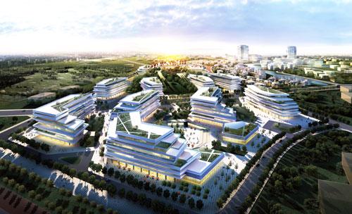 国家级科技小镇项目寻国内地产前50强合作开发运营