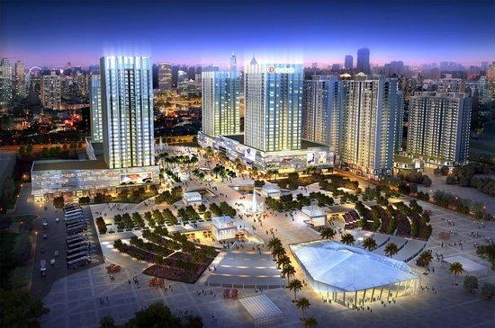 江苏省宿迁市泗阳县城中心区某在建综合地产项目整体转让