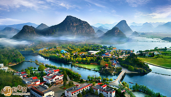 云南某著名综合旅游度区2260亩土地寻整体开发运营股权合作