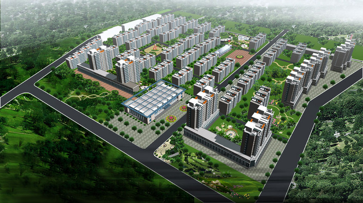 辽宁省大连市金普新区22万方住宅地块融资8000万