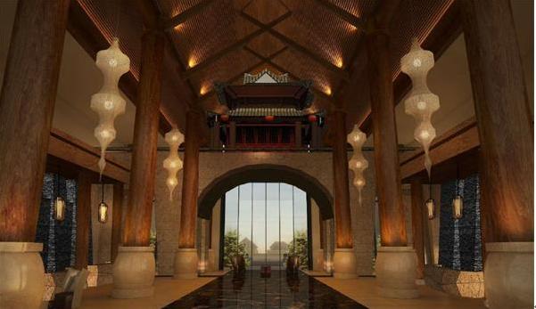 安徽省黄山市中心在建国际型酒店整体转让
