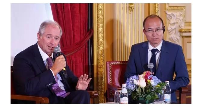 郭广昌对谈黑石主席:世人总要求你成功,你必须准备面对挫折