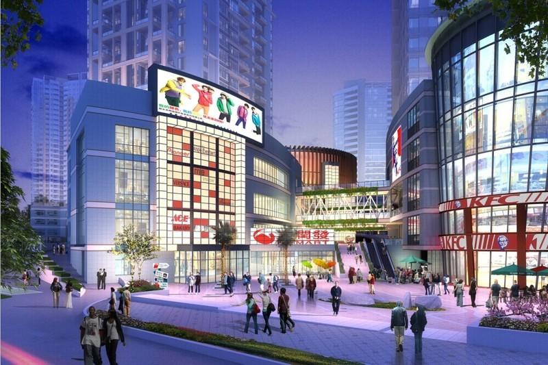 中国西南地区重要的中心城市大型地产项目融资50~100亿(开发进度完成97%)
