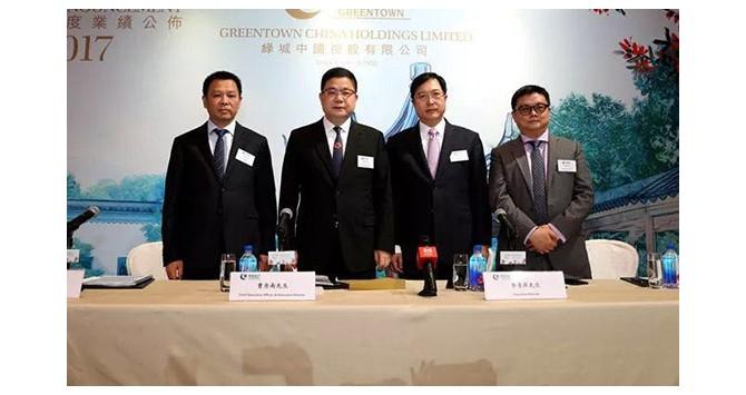 绿城中国:代建助推业绩增长