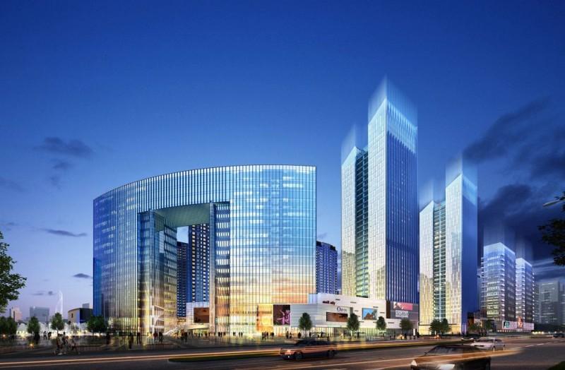 江苏省南京市最核心地区某商业综合体项目15.5亿股权转让