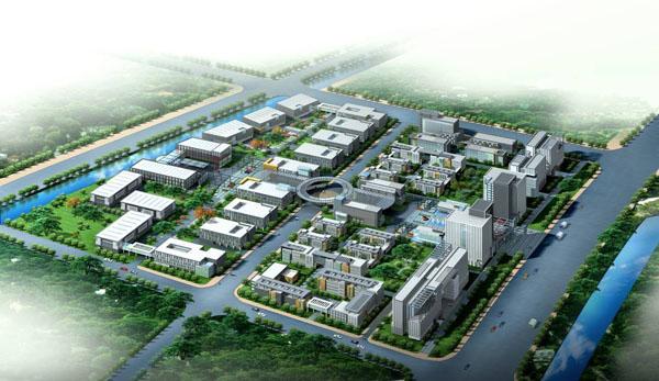 浙江省杭州市滨江区核心地段74亩工业产业园8亿整体出售(靠近阿里巴巴!稀缺)