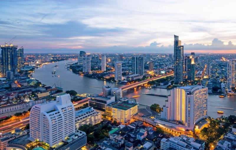泰国曼谷顶级商圈仅剩最后8套豪华公寓出售(120万-230万)[项目编号:THA166]
