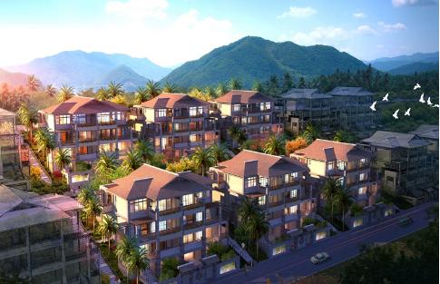 海南省中部某地区20万平方米住宅用地股权转让[项目编号:XM1834]