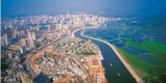 受粤港澳大湾区政策影响 区域概念股珠江实业、招商蛇口大涨