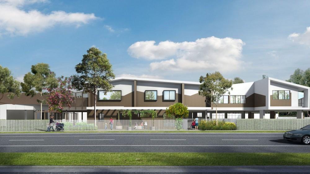 澳大利亚椐墨尔本市中心幼儿园期房1400万澳元出售[项目编号:AUS181]
