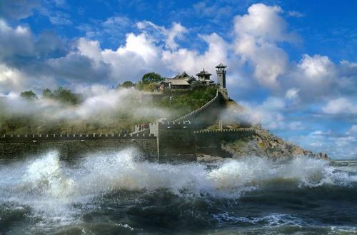 山东省烟台市蓬莱黄金地段260亩住宅地块5.2亿整体转让(纯海景房)