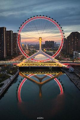 天津市海河风光带某新建甲级写字楼19亿整体出售[项目编号:XM2069]