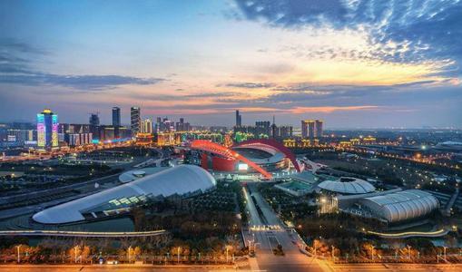 江苏省南京市雨花台区赛虹桥4万平米新建写字楼4亿整体出售[项目编号:ZC687]