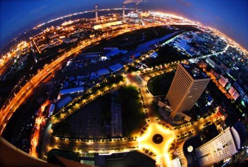 上海市浦东新区外高桥235亩别墅项目15亿股权转让