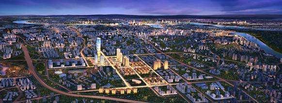 江苏省南京市江宁区某产业园及200亩(土地指标)整体4亿股权转让