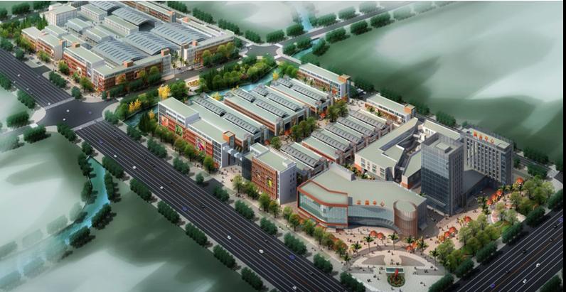 江苏省南京市城市农业综合体项目(5年20城市)寻农业产业基金