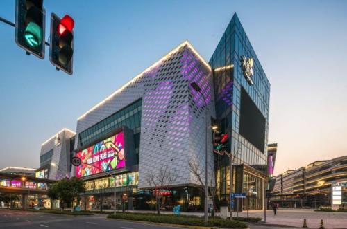 上海市虹桥商务区龙湖天街6577平方米商铺整体出售