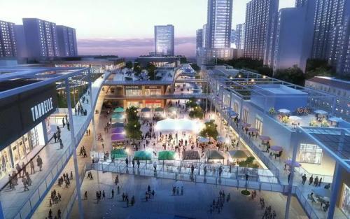 浙江省杭州市某购物中心9亿整体转让