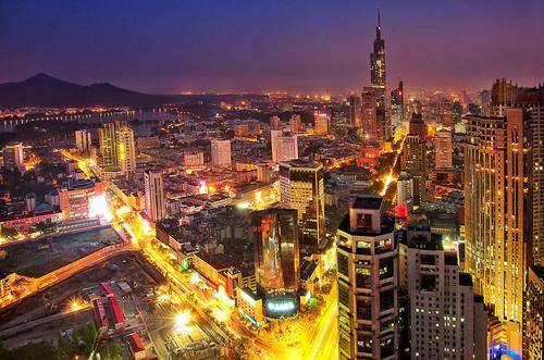 江苏省南京市中心核心区域20多万方商业金融用地项目15亿整体转让(优质)