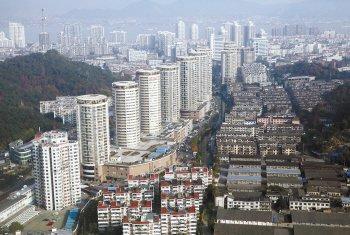 浙江省台州市核心区某住宅项目融资2亿