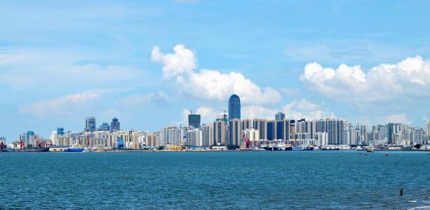 海南省海口市某地标性建筑(在建)16亿整体转让