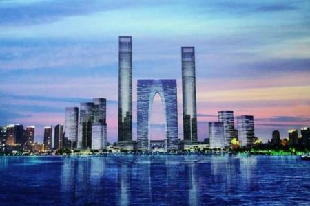 江苏省苏州市某五星级大酒店及40多亩商住用地9.5亿转让